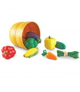 Zelenina vo vedierku