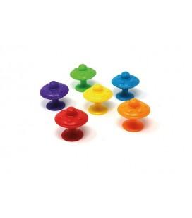 MAXI prísavka (rôzne farby)