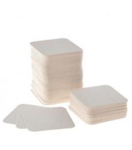 Kartónové štvorce (podložka pod kartičky), 10ks