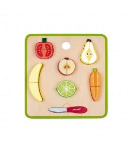 Krájanie ovocia a zeleniny