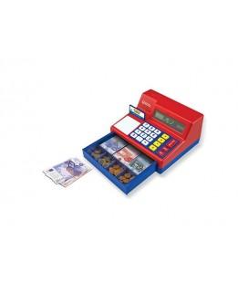 Pokladnica pre deti s euro peniazmi
