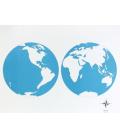 Obrysová mapa sveta (s popiskami)