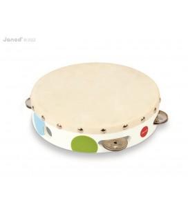 Bubnová tamburína pre deti