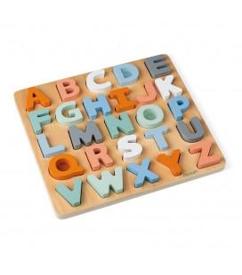 Vkladačka abeceda a tabuľa 2v1