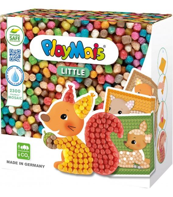 PlayMais mozaika Lesné zvieratká