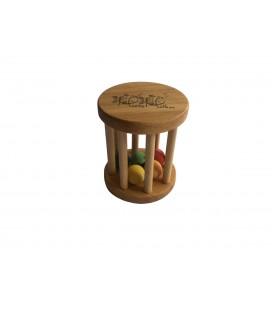Montessori valec s guličkami