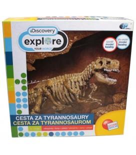 Cesta za Tyrannosaurom