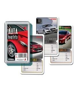 Kvarteto autá