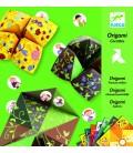 Tvorivá sada Origami - Nebo, peklo, raj (pre chlapcov)