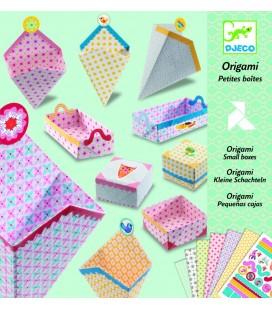 Tvorivá sada Origami - Malé krabičky