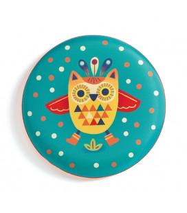 Lietajúci tanier – Sova