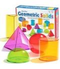 Geometrické telesá, plniteľné farebné