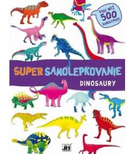 Supersamolepkovanie Dinosaury