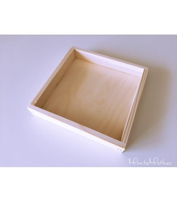 Podnos štvorcový 20x20 cm