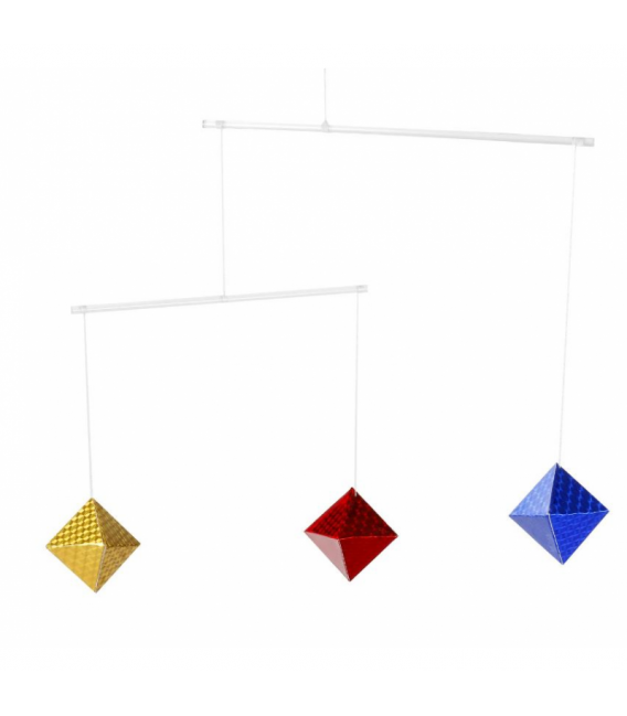 Mobil osemsteny (oktahedron)