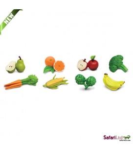Ovocie a zelenina - tuba Safari