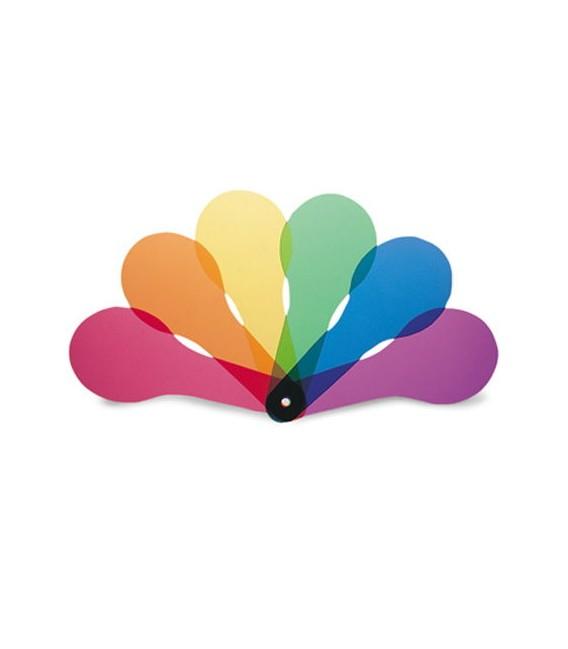 Farebné terčíky