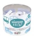 Maľovacie pečiatky StampoPaint - Autá