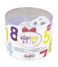 Maľovacie pečiatky StampoPaint - Čísla