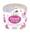 Maľovacie pečiatky StampoPaint - Princezné