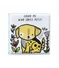 Kniha do vody - Kto má rád domáce zvieratká?