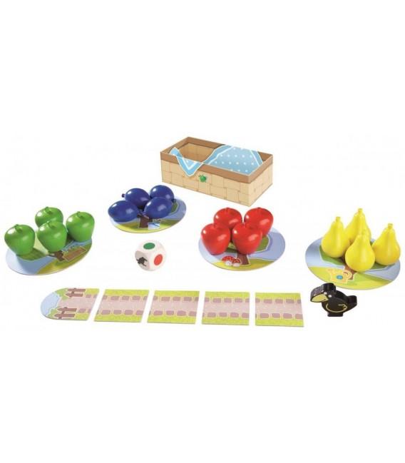 Hra Ovocný sad (pre deti od 2 rokov)