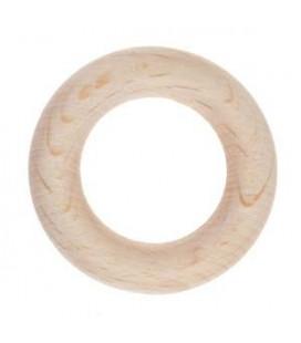 Drevený krúžok, ø 3,4 cm