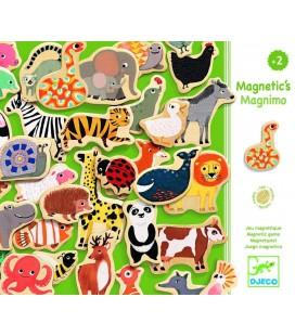 Magnimo - magnetky zvieratká