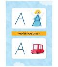 Trocha inak - karty abeceda