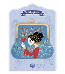 Peňaženka Lovely Purse - Srdce