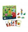 Moja veselá džungľa - Spoločenská hra pre najmenších (Little Action)