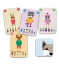 Kartová hra Familou – Rodiny, kooperatívna