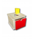 Vymeniteľná krabička na vkladanie 4v1