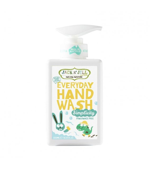 Prírodné tekuté mydlo SImplicity Jack N' Jill 300 ml