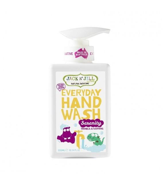 Prírodné tekuté mydlo Serenity Jack N' Jill 300 ml