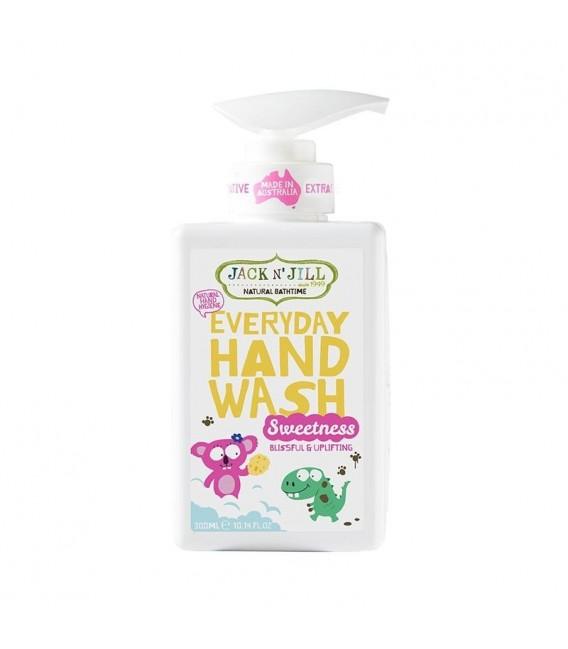 Prírodné tekuté mydlo Sweetness Jack N' Jill 300 ml