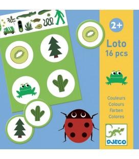 Loto Farby - vzdelávacia hra