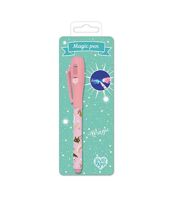 Magické UV pero, ružové Lucille