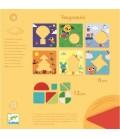 Tangramini - drevená edukatívna hračka