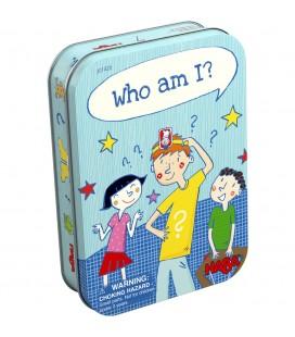 Hra Kto som? v kovovej krabičke