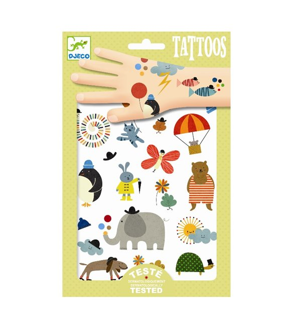 Tetovanie Milé drobnosti