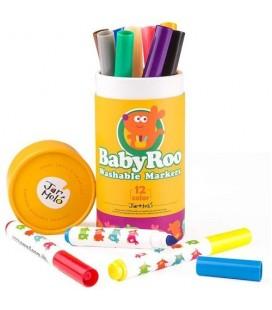 Fixky Baby Roo umývateľné, 12ks