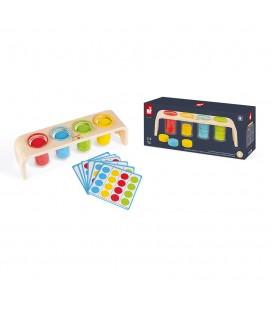 vkladanie a triedenie s predlohami séria Montessori Janod